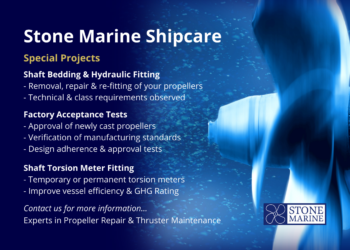 Stone Marine Shipcare Special Projects